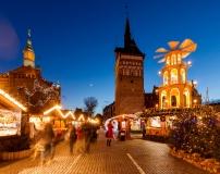 Gdańsk- Bożonarodzeniowy Jarmark (3)