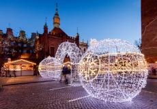 Gdańsk- Bożonarodzeniowy Jarmark