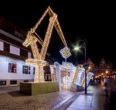 Gdańsk - Świąteczne Iluminacje (3)
