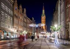 Gdańsk - ul. Długa (3)