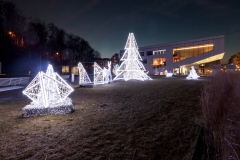 Gdynia - Świąteczne Iluminacje (2)
