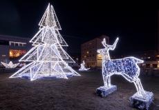 Gdynia - Świąteczne Iluminacje (3)