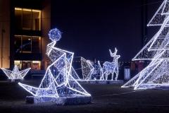 Gdynia - Świąteczne Iluminacje (4)