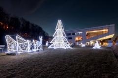 Gdynia - Świąteczne Iluminacje