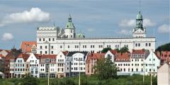 Szczecin. Zamek Książąt Pomorskich