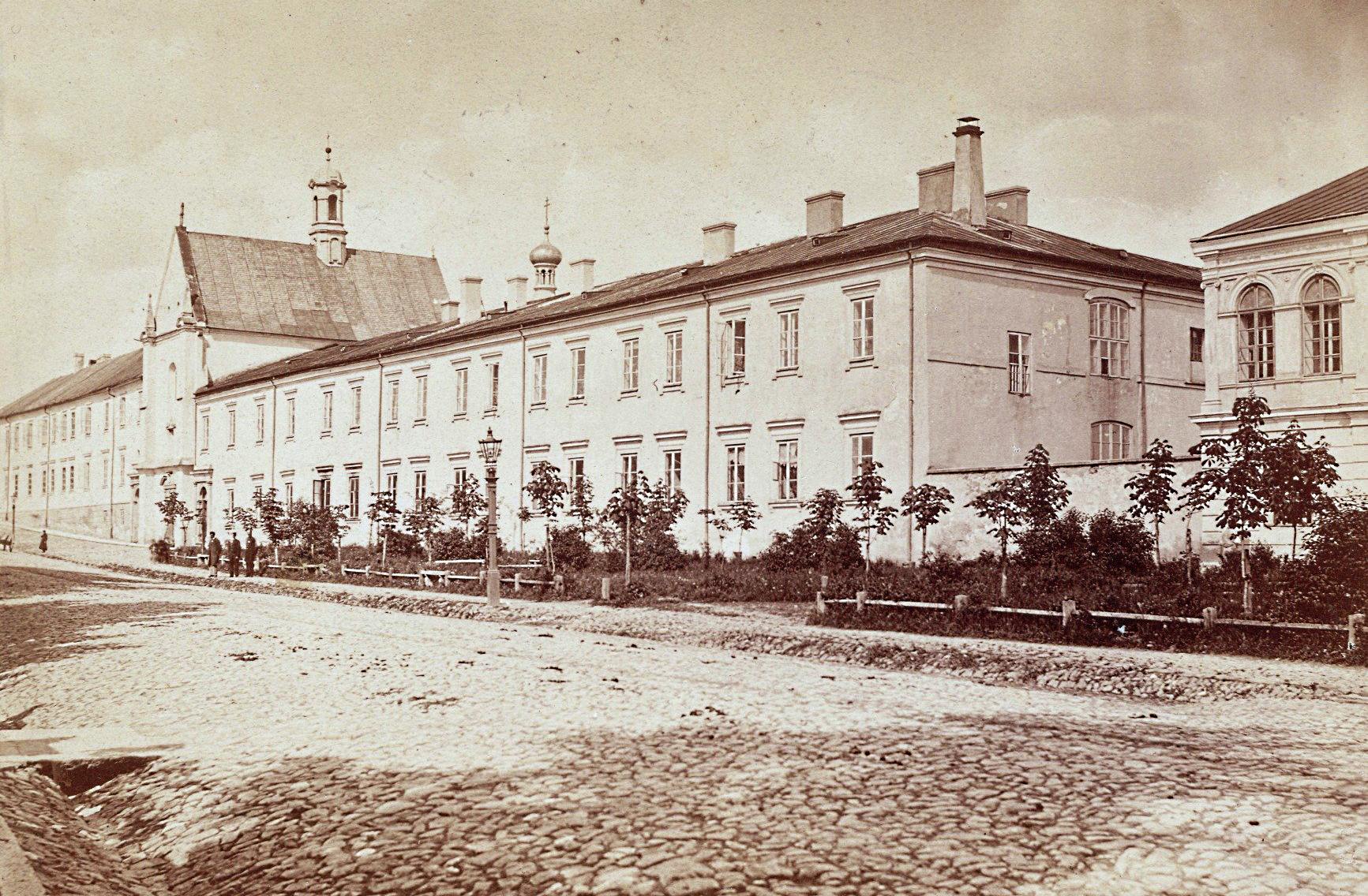 Семинария-в-Кельцах