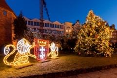 Gdańsk - Świąteczne Iluminacje