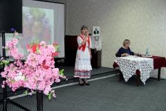 """Балахтинский район, Землянская Ольга. """"Польские цветы""""."""