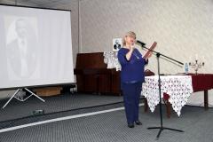 Наша ведущая Ирина Новодворская.